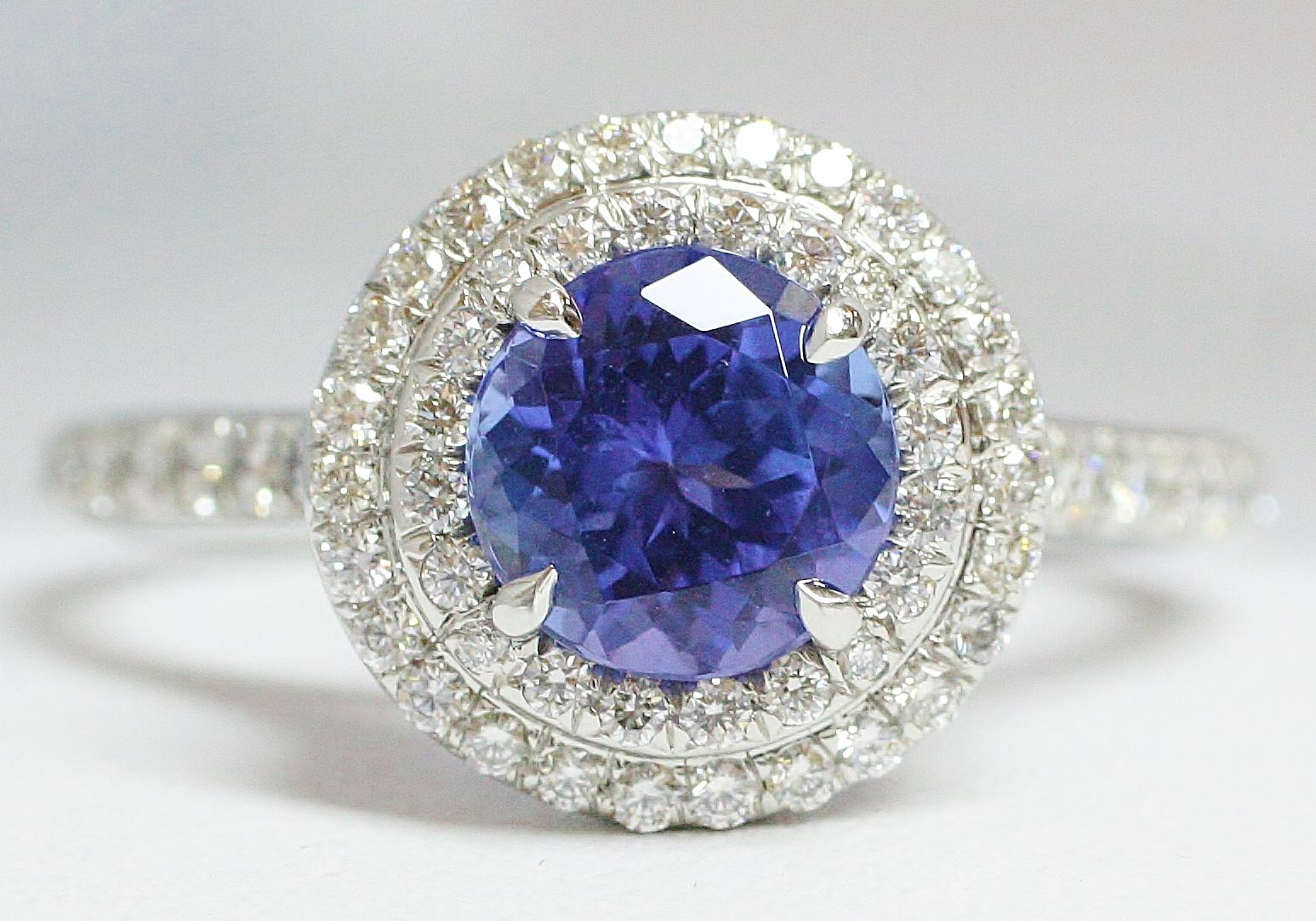 Sell A Tiffany Tanzanite Ring  Seattle, Wa